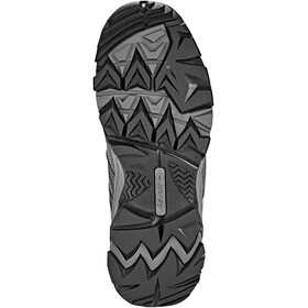 Hi-Tec Ravus Vent Low WP Shoes Women Charcoal/Cool Grey/Amaranth